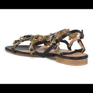 FOOTWEAR - Toe post sandals Valentina Sentell Cheap Sale Classic 0T04eS